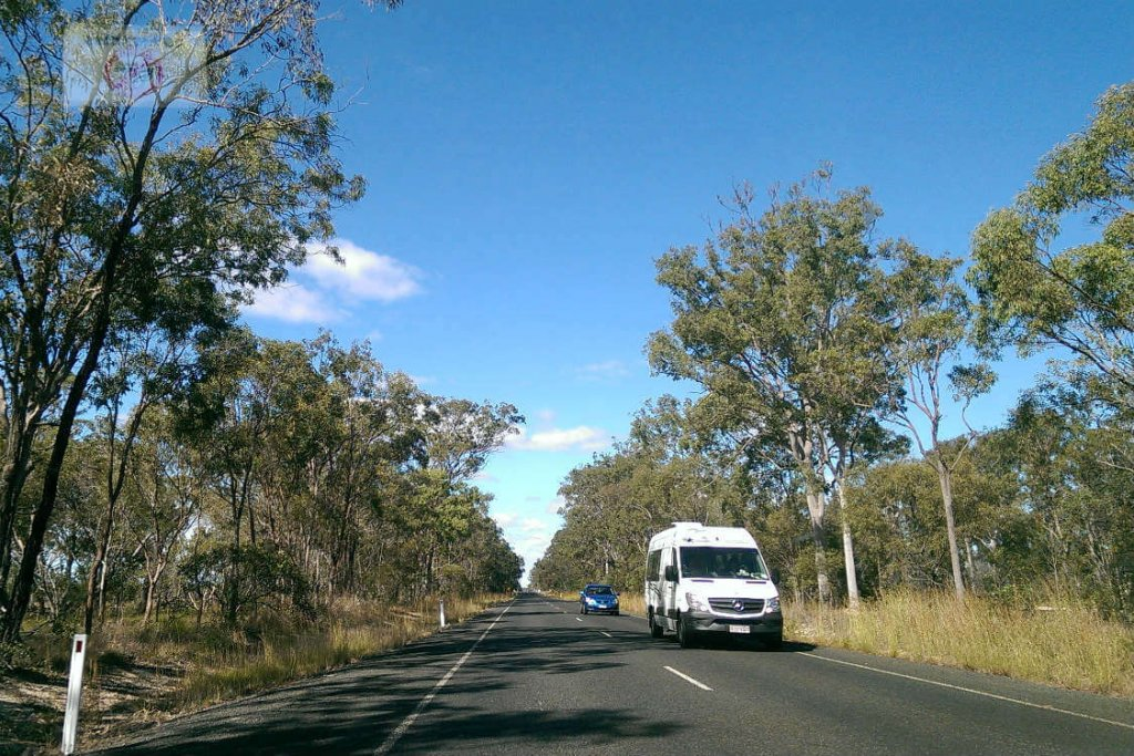 road travel australia