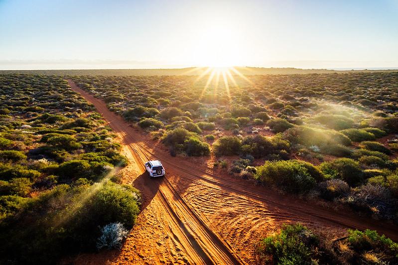 Travelling Western Australia