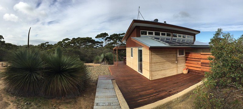 Kangaroo Island Accommodation Options - Ecopia Eco Retreat