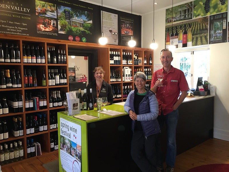 Taste Eden Valley Tasting Rooms