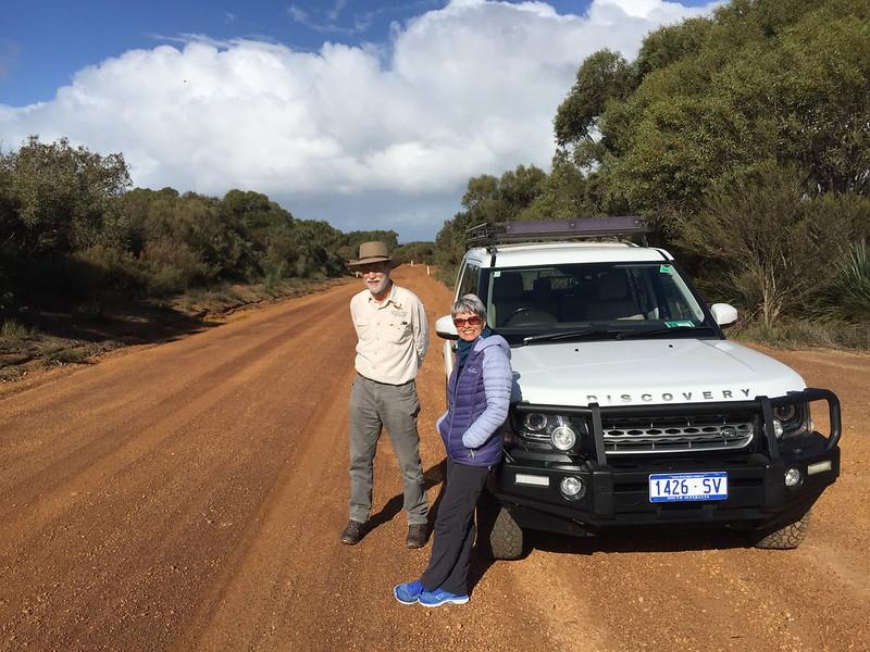 many road on kangaroo island are unsealed