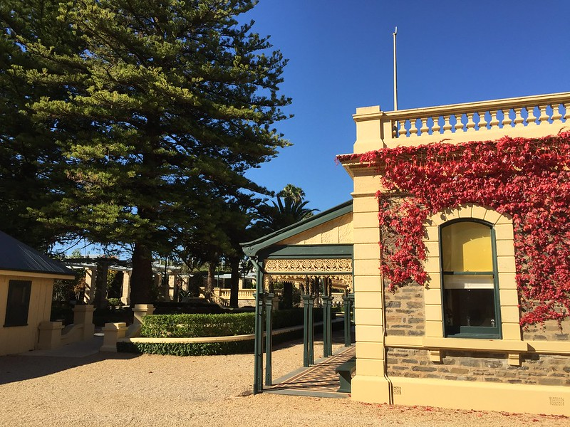 Barossa Valley - Seppeltsfield Winery