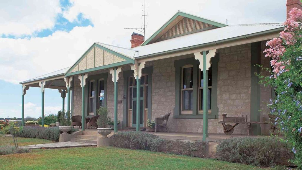 Stranraer B&B historic homestead
