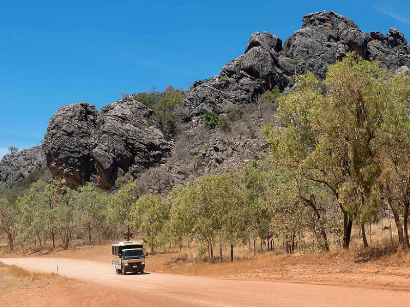 Chillagoe day tour from Cairns