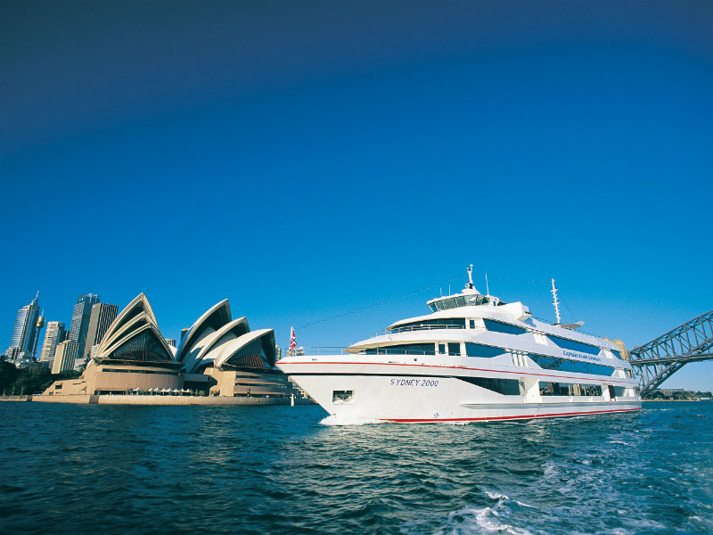 best things in sydney - the harbour cruise