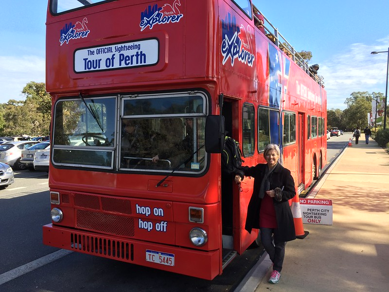 use local transport for the best things in perth to discover