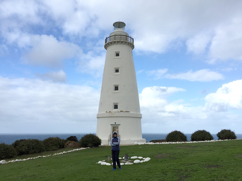 Lighthouse at Cape Willoughby Kangaroo Island