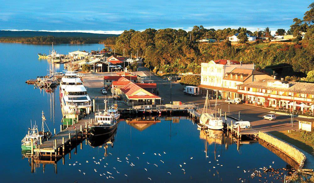 Exploring Strahan with travel facts tasmania